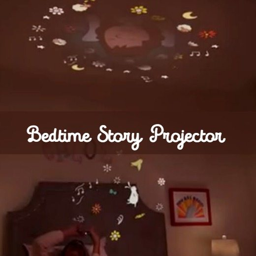 Bedtime Story Projector by Moonlite