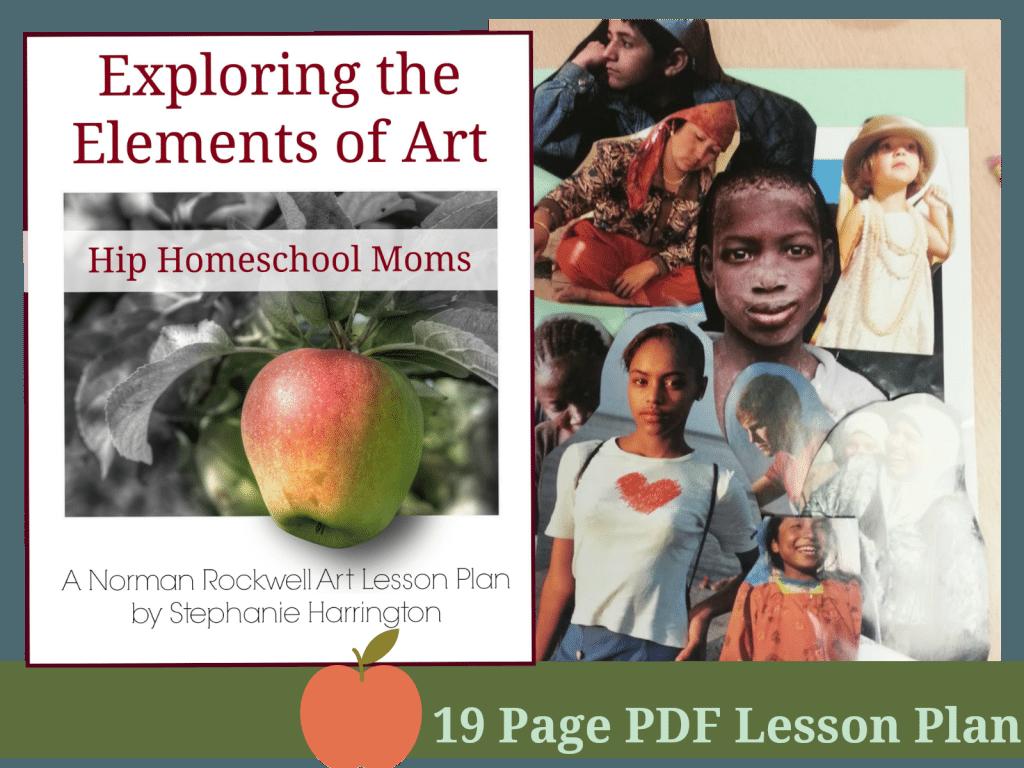 Elements of Art Lesson Plan