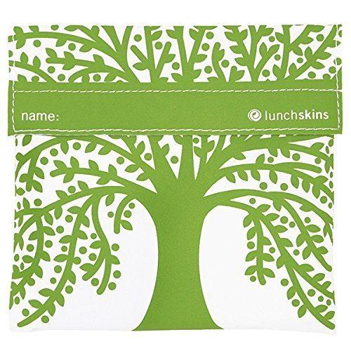 DEAL ALERT: Lunchskins Reusable Velcro Sandwich Bag 35% off