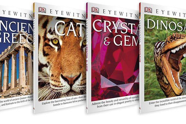 DEAL ALERT: DK EyeWitness Books up to 44% off!