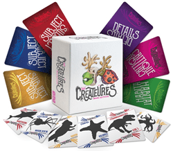 DEAL ALERT: Createures Drawing Deck – Buy One Get One Free!!