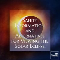 Solar Eclipse viewing tips
