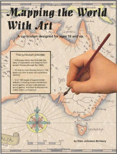 DEAL ALERT: Mapping the World with Art – 15%