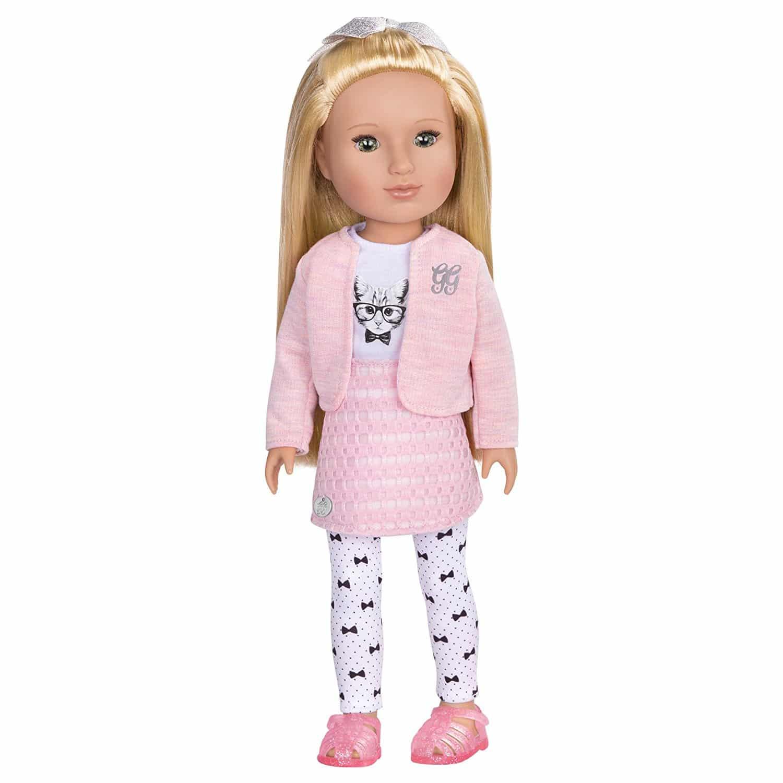 PennilessCaucasianRubbish American Doll Adventures: Battat