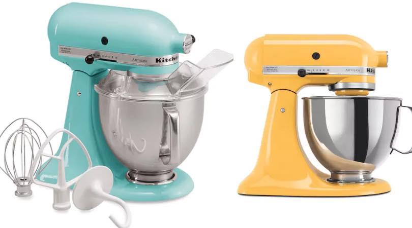 Deal Alert Kitchenaid Ksm150pscv Artisan Caviar 5 Qt Stand Mixer Rebate Hip Homeschool Moms