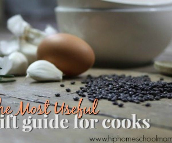 The Most Useful Gift Guide for Cooks
