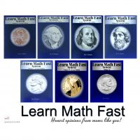 Does your child need to learn math fast? Take a look at this review/giveaway about a curriculum that can help your child catch up.