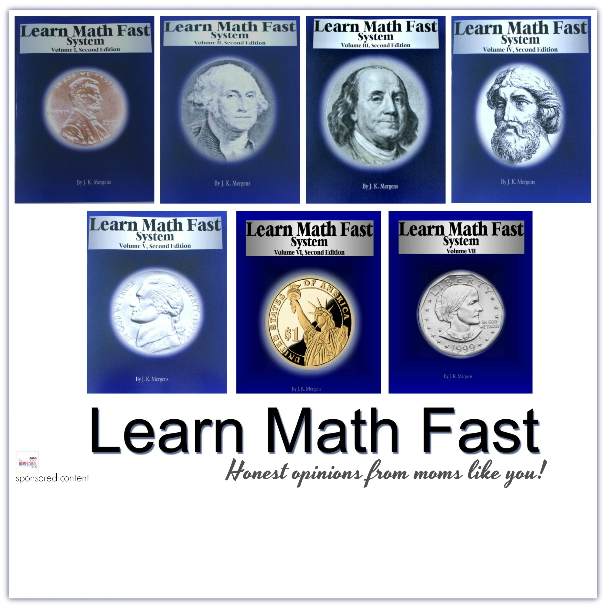 Does your child struggle with math? Try Learn Math Fast to help catch up!