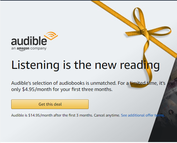 how to cancel audible membership on amazon