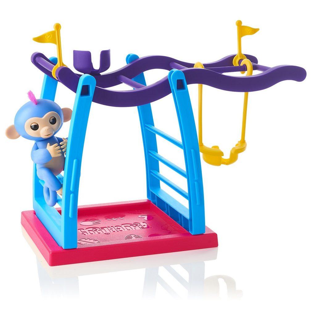 Deal Alert Fingerlings Playset Monkey Bar Playground