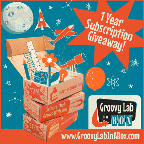 DEAL ALERT: Groovy Lab in A Box GIVEAWAY!