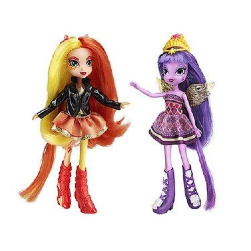 DEAL ALERT: My Little Pony Equestria Girls Sunset Shimmer and Twilight Sparkle Figures – 37%