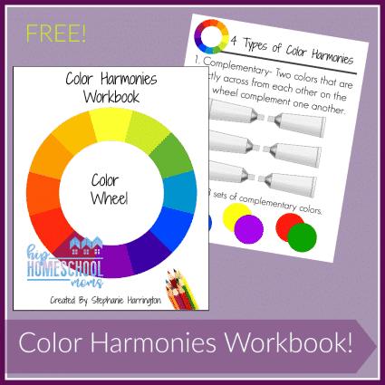 Color Harmonies Freebie