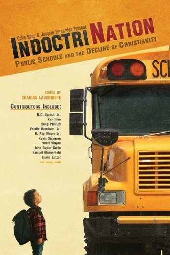 DEAL ALERT: IndoctriNation Kindle Edition 47% off!